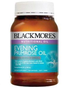 6. Blackmores Evening Primrose Oil - Thuốc tăng cường sinh lý nữ tốt nhất
