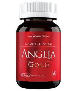 3. Sâm Angela Gold – Thực phẩm chức năng tăng cường sinh lý nữ