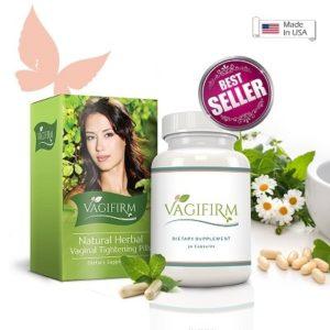 7. Thuốc tăng sinh lý nữ Vagifirm