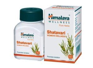 9. Thuốc uống tăng khoái cảm cho nữ Shatavari