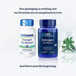 14. Thuốc tăng ham muốn nữ Life Extension Estrogen For Women