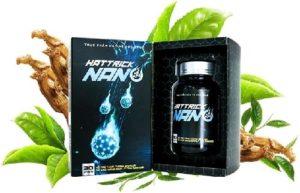2. Thuốc bổ sung kẽm dạng viên uống – Hattrick Nano