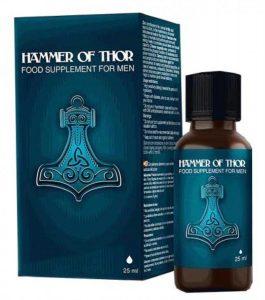10.Hammer of Thor - Cách chữa tinh trùng yếu bằng thuốc hiệu quả