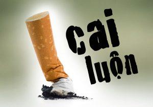 Ngừng hút thuốc lá và khó khăn khi cai thuốc la