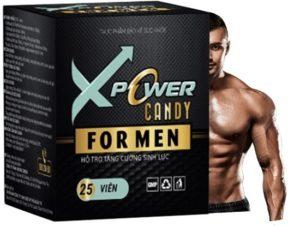 2.Xpower Candy review – kẹo ngâm tăng cường sinh lực, kích thích tình dục