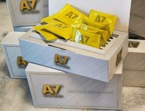 7.Kẹo tăng cường sinh lý nam A7 Alpha Seven