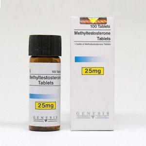 Điều trị mãn dục nam bằng thuốc dạng uống Methyltestosterone