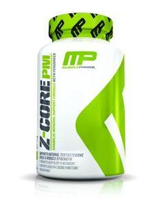 MusclePharm Z-Core PM – Thuốc tăng cường testosterone nam