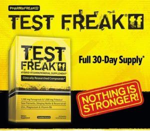 PharmaFreak Test Freak - Thuốc tăng testosterone nam
