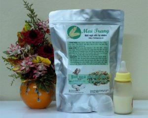 5.Bột ngũ cốc lợi sữa nào tốt – ngũ cốc Mai Trang