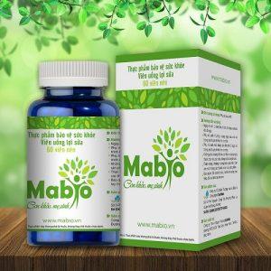 2.Cốm lợi sữa Mabio – viên uống tăng sữa hiệu quả