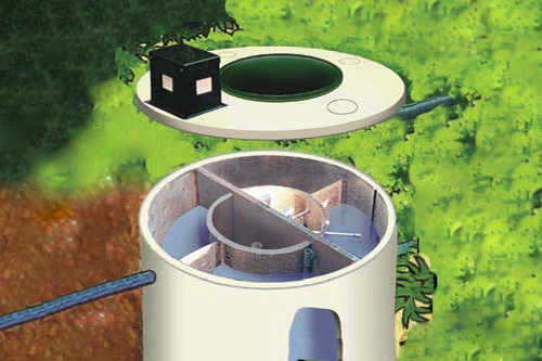 Biocycle Wastewater System