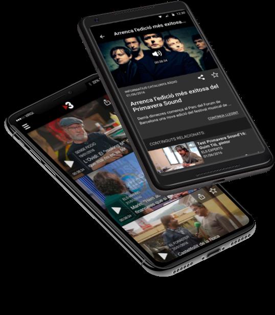 CCMA mock-up mobile