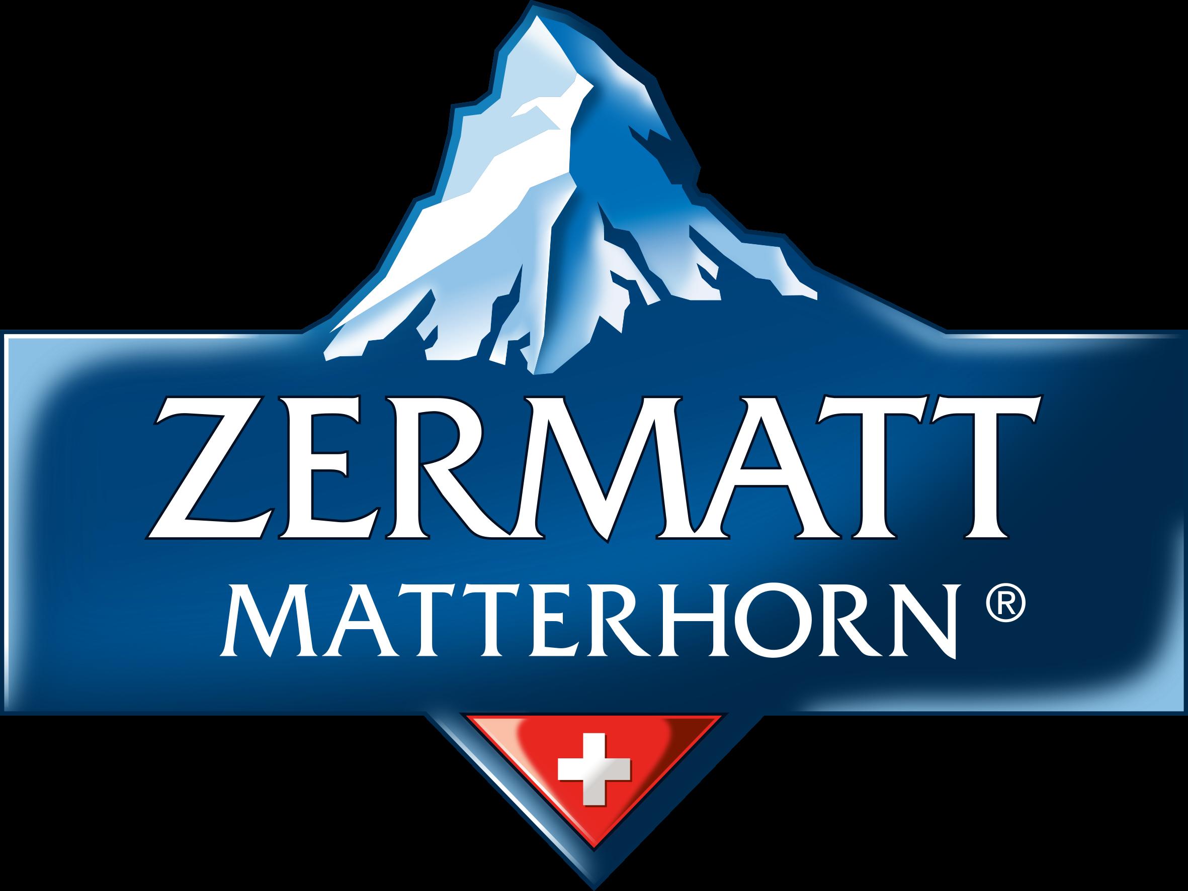 Zermatt Tourismus Logo, Dino Reichmuth