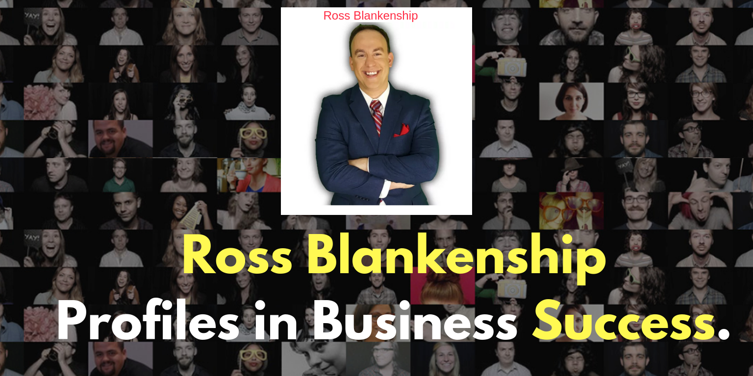 """Ross Blankenship"" Search for Image"
