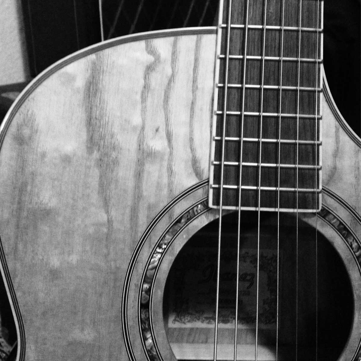 Rick's Guitar