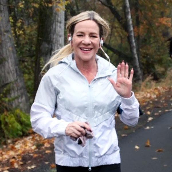 Amy Boles Running