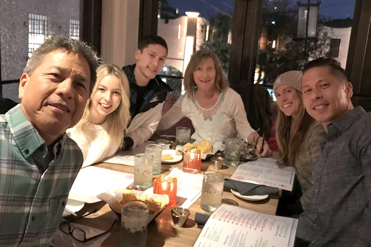 Inn Family Dinner