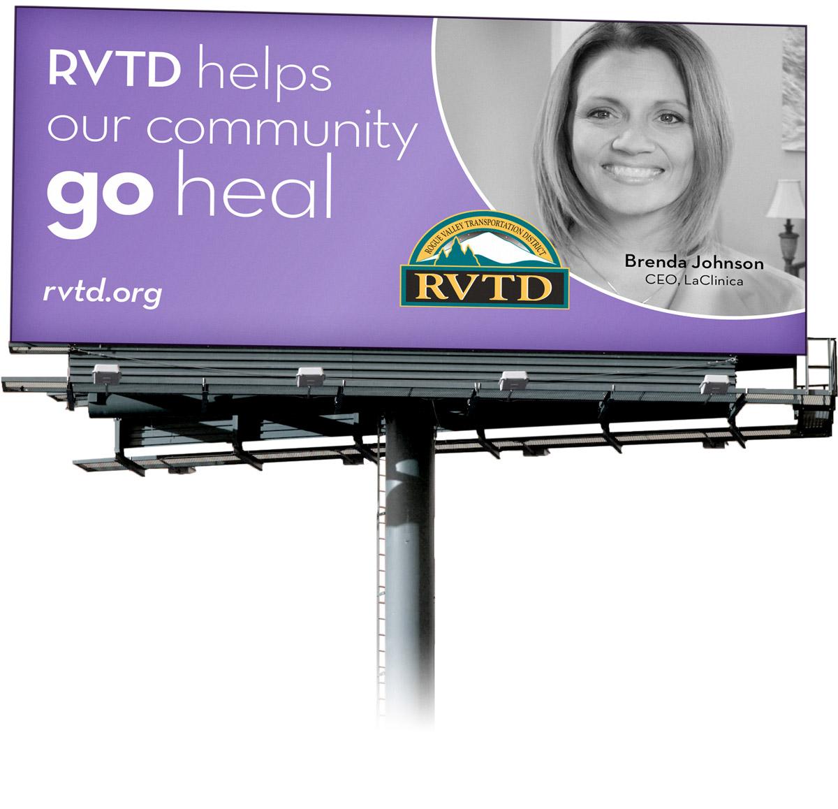 RVTD Billboard