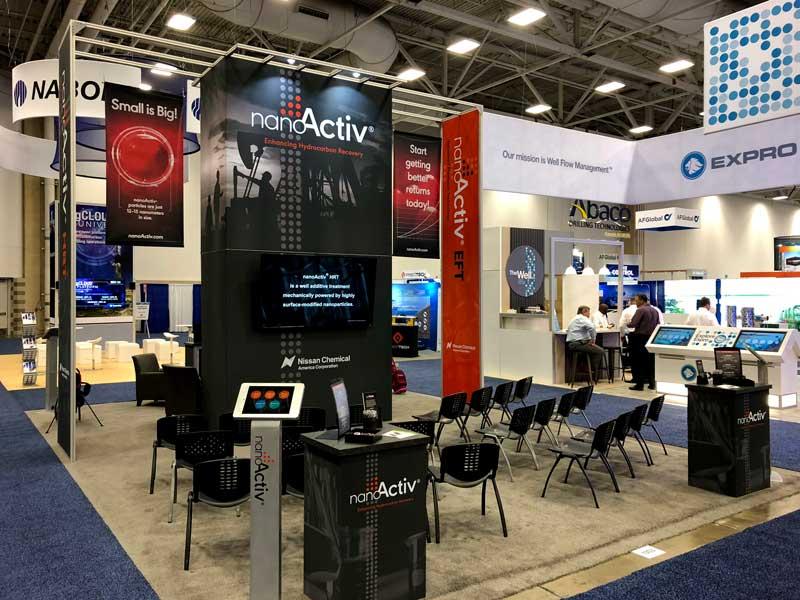 nanoActiv Booth