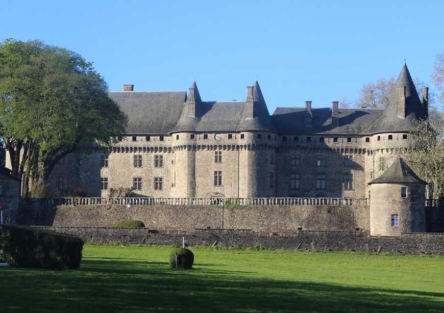 Castle of Pompadour