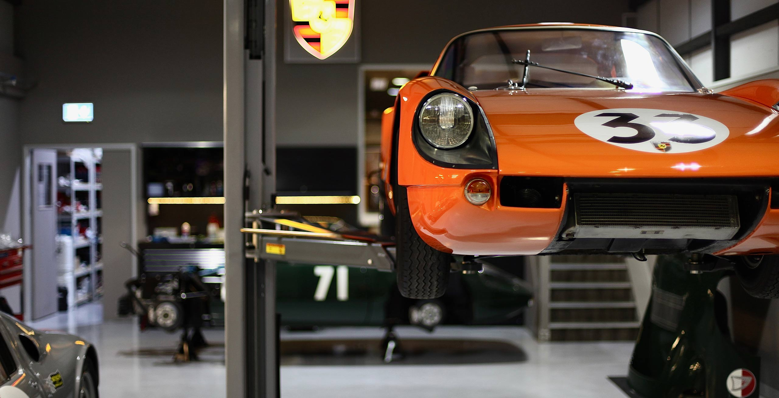Maxed-Page Historic Porsche Specialists UK preservation