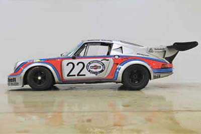 1974 Martini Racing Porsche 2.1 Carrera RSR Turbo (R13) - Maxted-Page 09