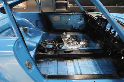 1974 Porsche Carrera 3.0 RS - 911 460 9092  Maxted-Page Classic & Historic Porsche 09