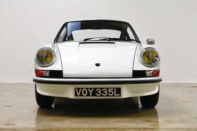 1973 Porsche Carrera 2.7 RS Touring - M472 - 911-360-1067 Maxted-Page 02 Classic & Historic Porsche