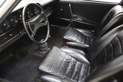 1973 Porsche Carrera 2.7 RS Touring - M472 - 911-360-1067 Maxted-Page 9 Classic & Historic Porsche