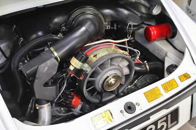 1973 Porsche Carrera 2.7 RS Touring - M472 - 911-360-1067 Maxted-Page 23 Classic & Historic Porsche