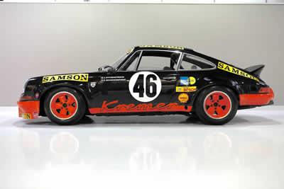 Porsche Carrera 2.8 RSR - M491 - 911-360-0885 Maxted-Page 01 Classic & Historic Porsche