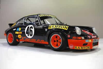 Porsche Carrera 2.8 RSR - M491 - 911-360-0885 Maxted-Page 02 Classic & Historic Porsche