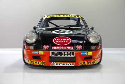 Porsche Carrera 2.8 RSR - M491 - 911-360-0885 Maxted-Page 03 Classic & Historic Porsche