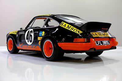 Porsche Carrera 2.8 RSR - M491 - 911-360-0885 Maxted-Page 04 Classic & Historic Porsche