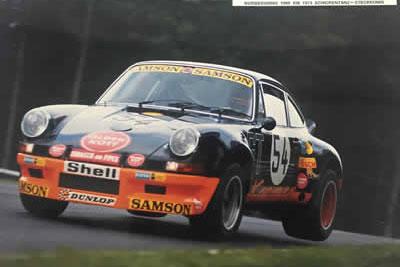 Porsche Carrera 2.8 RSR - M491 - 911-360-0885 Maxted-Page 17 Classic & Historic Porsche