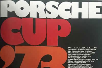 Porsche Carrera 2.8 RSR - M491 - 911-360-0885 Maxted-Page 18 Classic & Historic Porsche