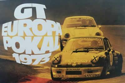 Porsche Carrera 2.8 RSR - M491 - 911-360-0885 Maxted-Page 19 Classic & Historic Porsche