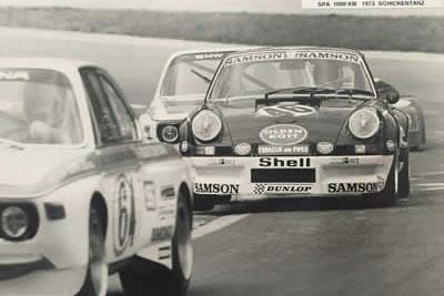 Porsche Carrera 2.8 RSR - M491 - 911-360-0885 Maxted-Page 21 Classic & Historic Porsche