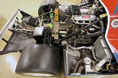 962-163 1990 Porsche 962c Brun Motorsport / Repsol Maxted-Page 04 Classic & Historic Porsche
