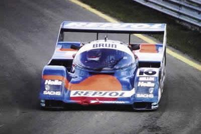 962-163 1990 Porsche 962c Brun Motorsport / Repsol Maxted-Page 09 Classic & Historic Porsche