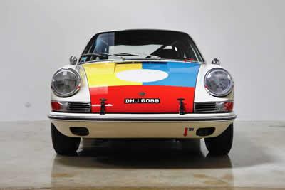 1964 Porsche 901 / 911 Coupe - 300 161  Maxted-Page Classic & Historic Porsche 04