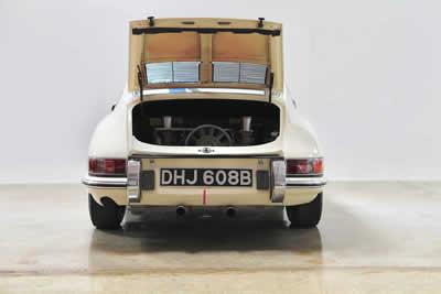 1964 Porsche 901 / 911 Coupe - 300 161  Maxted-Page Classic & Historic Porsche 08