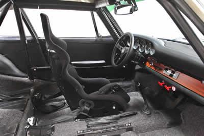 1964 Porsche 901 / 911 Coupe - 300 161  Maxted-Page Classic & Historic Porsche 15