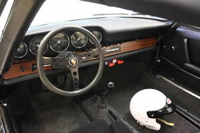 1964 Porsche 901 / 911 Coupe - 300 161  Maxted-Page Classic & Historic Porsche 23