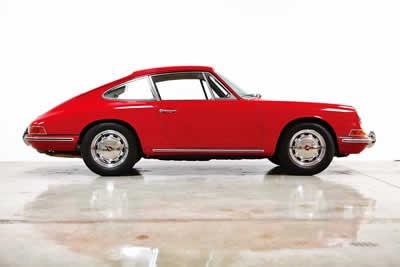 1964 Porsche 901 / 911 Coupe - 300 138  Maxted-Page Classic & Historic Porsche 01