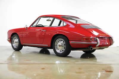 1964 Porsche 901 / 911 Coupe - 300 138  Maxted-Page Classic & Historic Porsche 05