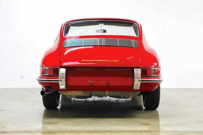 1964 Porsche 901 / 911 Coupe - 300 138  Maxted-Page Classic & Historic Porsche 06