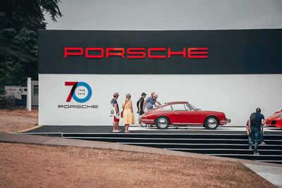 1964 Porsche 901 / 911 Coupe - 300 138  Maxted-Page Classic & Historic Porsche 15