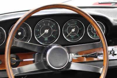 1964 Porsche 901 / 911 Coupe - 300 138  Maxted-Page Classic & Historic Porsche 18